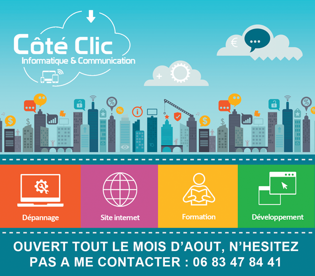 Côté Clic Cambrai Aout 2016