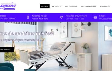 Site internet Polemedic